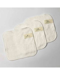 Reusable Bamboo Face Cloth 3 Pack