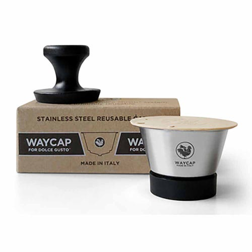 WayCap Reusable Coffee Capsules Dolce Gusto 1 Pack