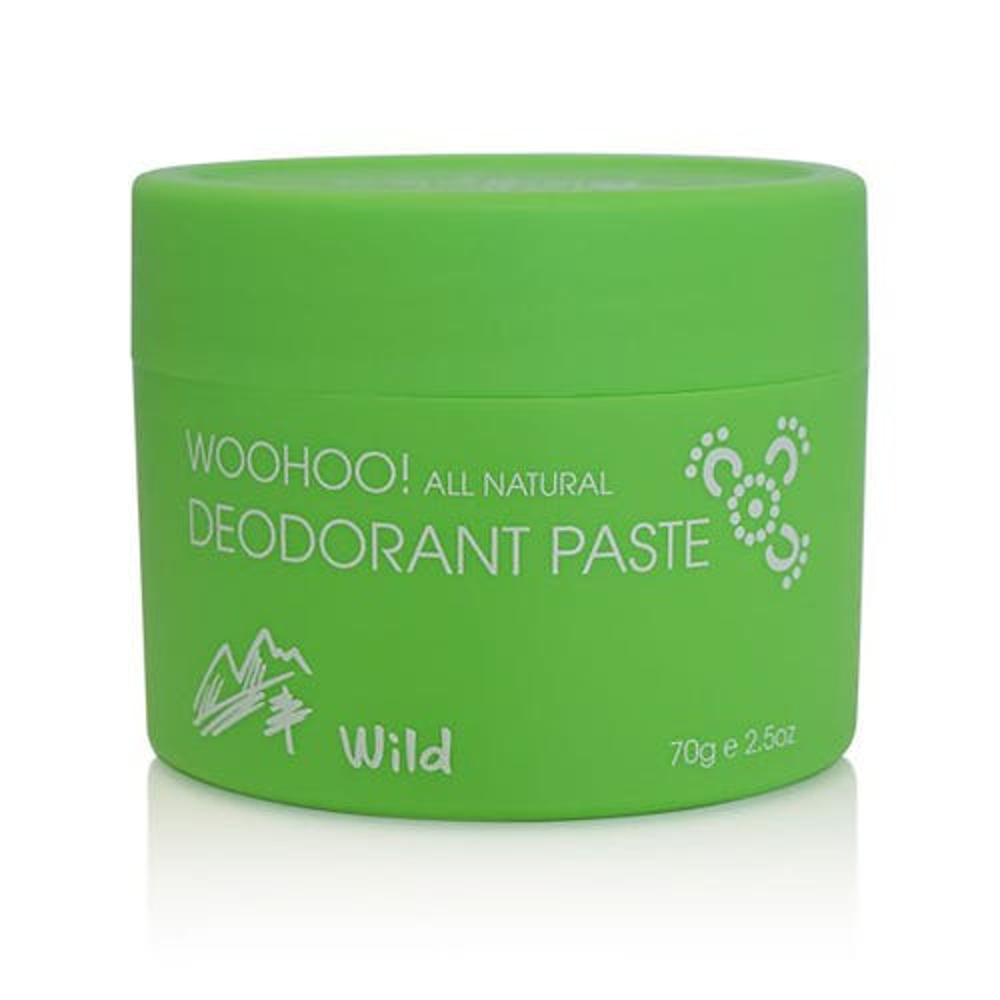 Woohoo! Deodorant Paste Wild (70g)