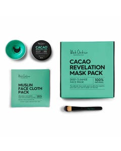 Black Chicken Remedies Cacao Revelation Mask Pack | Flora & Fauna Australia