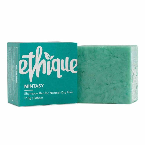 Ethique Shampoo Bar Mintasy - Normal Dry Hair (110g)