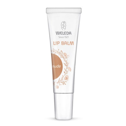 Weleda Vegan Lip Balm - Nude (10ml)