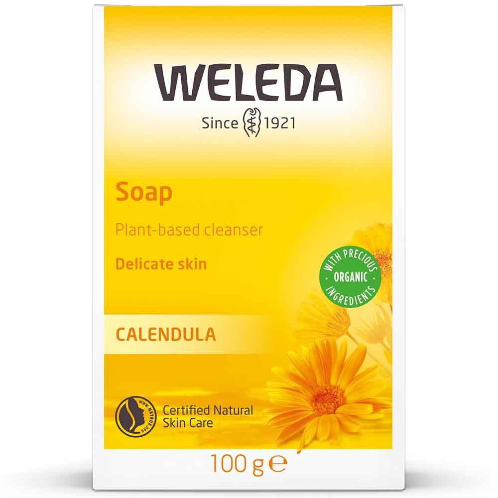 Weleda Calendula Baby Soap (100g)