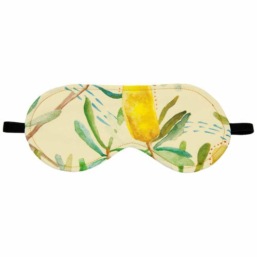 Wheatbags Love Eye Mask Banksia