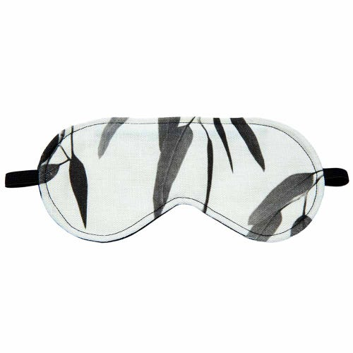 Wheatbags Love Eye Mask Gum Black