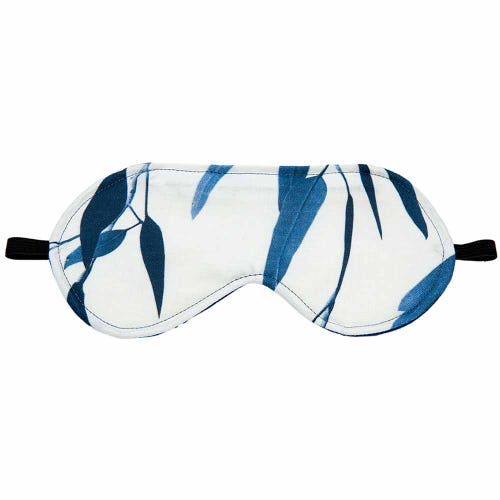 Wheatbags Love Eye Mask Gum Blue