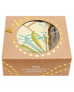 Wheatbags Love Banksia Relax Gift Set