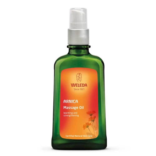 Weleda Arnica Massage Oil (100ml)