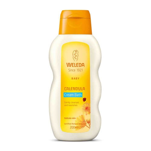Weleda Calendula Cream Bath (200ml)