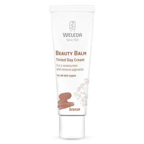 Weleda Beauty Balm Tinted Day Cream Bronze (30ml)