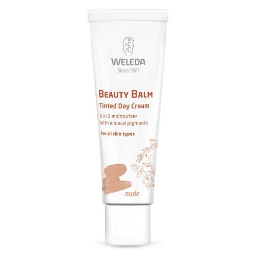 Weleda Beauty Balm Tinted Day Cream Nude (30ml)