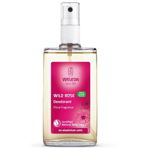 Weleda Wild Rose Natural Deodorant (100ml)