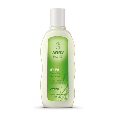 Weleda Wheat Balancing Shampoo 190ml