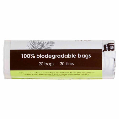 WOTNOT Biodegradable Bin Liners 30L
