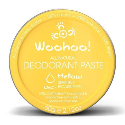 Woohoo! Deodorant Paste Mellow Sensitive