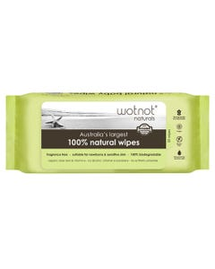 Wotnot Travel Wipes - 20 wipes - Refill pack