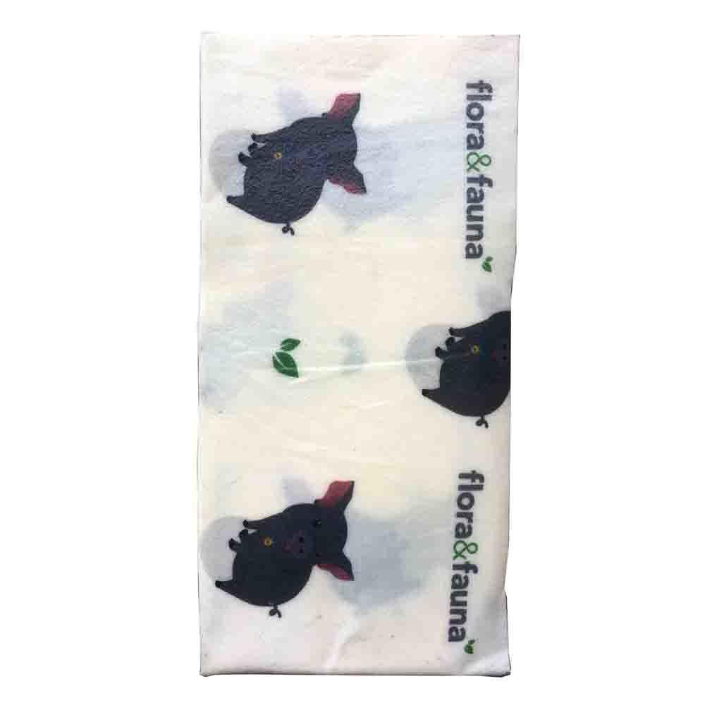 Wrappa Vegan Jumbo Organic Cotton Wrap - Rosie