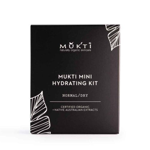 Mukti Mini Hydrating Skin Care Kit