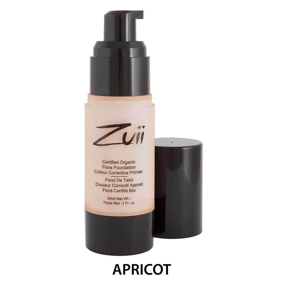 Zuii Organic Colour Corrective Primer - Apricot (30ml)