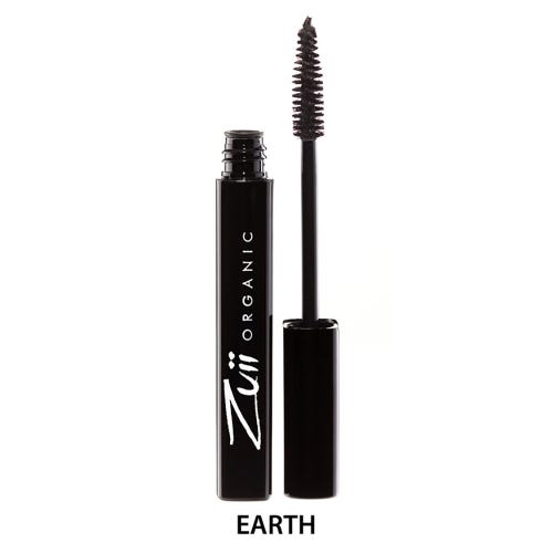 Zuii Certified Organic Vegan Flora Mascara Earth