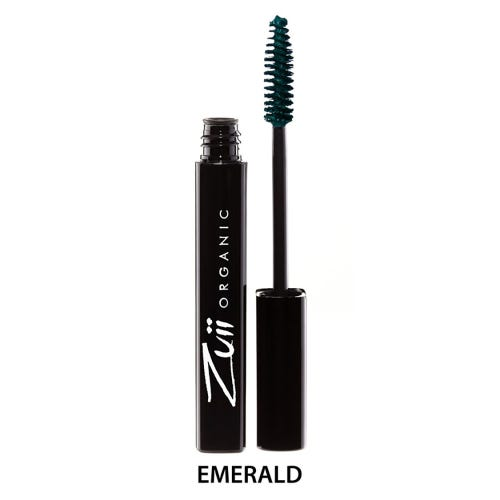Zuii Certified Organic Vegan Flora Mascara Emerald