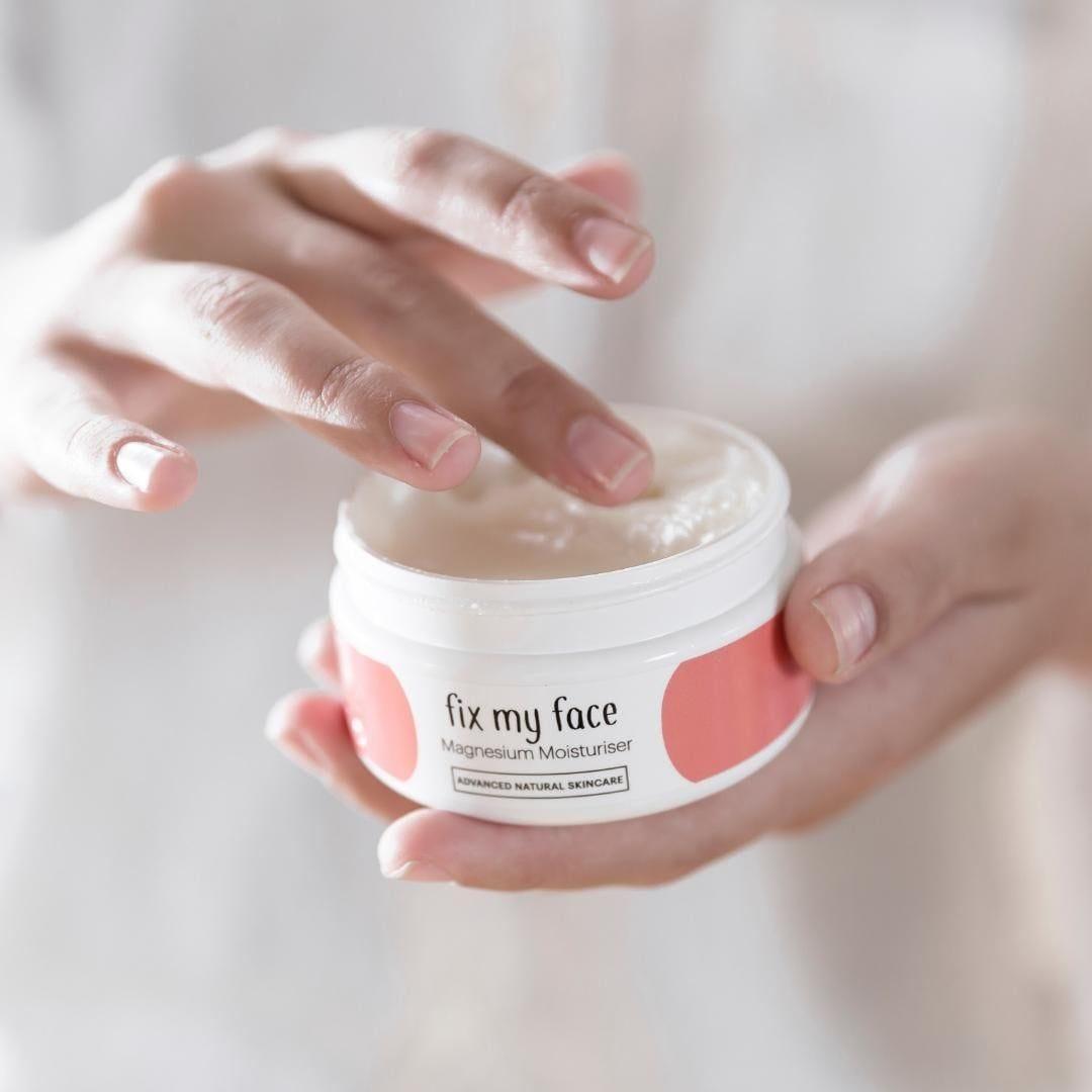 Amazing Oils Fix My Face Magnesium Moisturiser (100g)