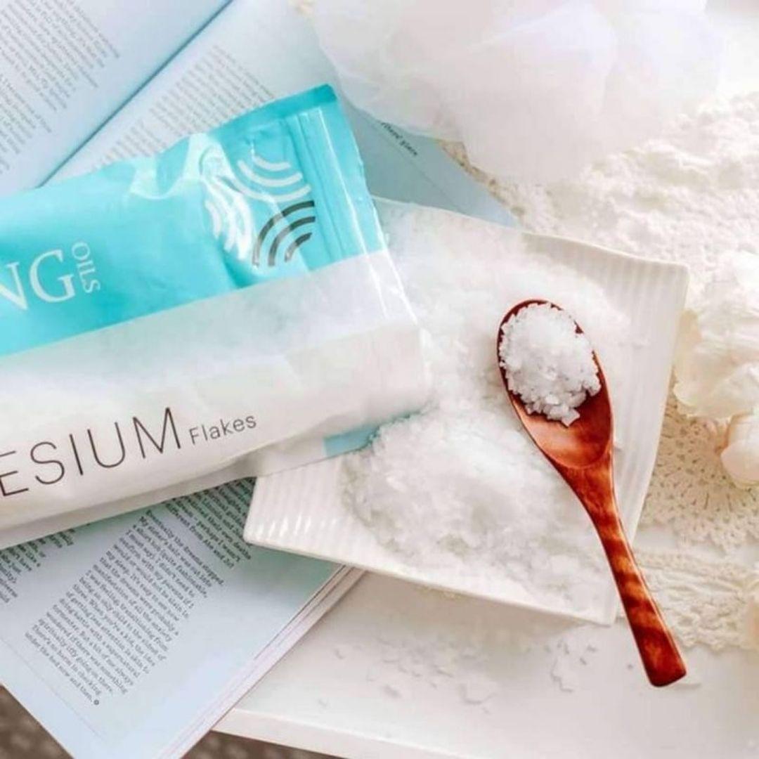 Amazing Oils Magnesium Bath Flakes