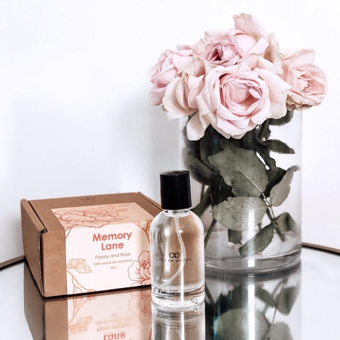 Angel Aromatics Natural Perfume Memory Lane