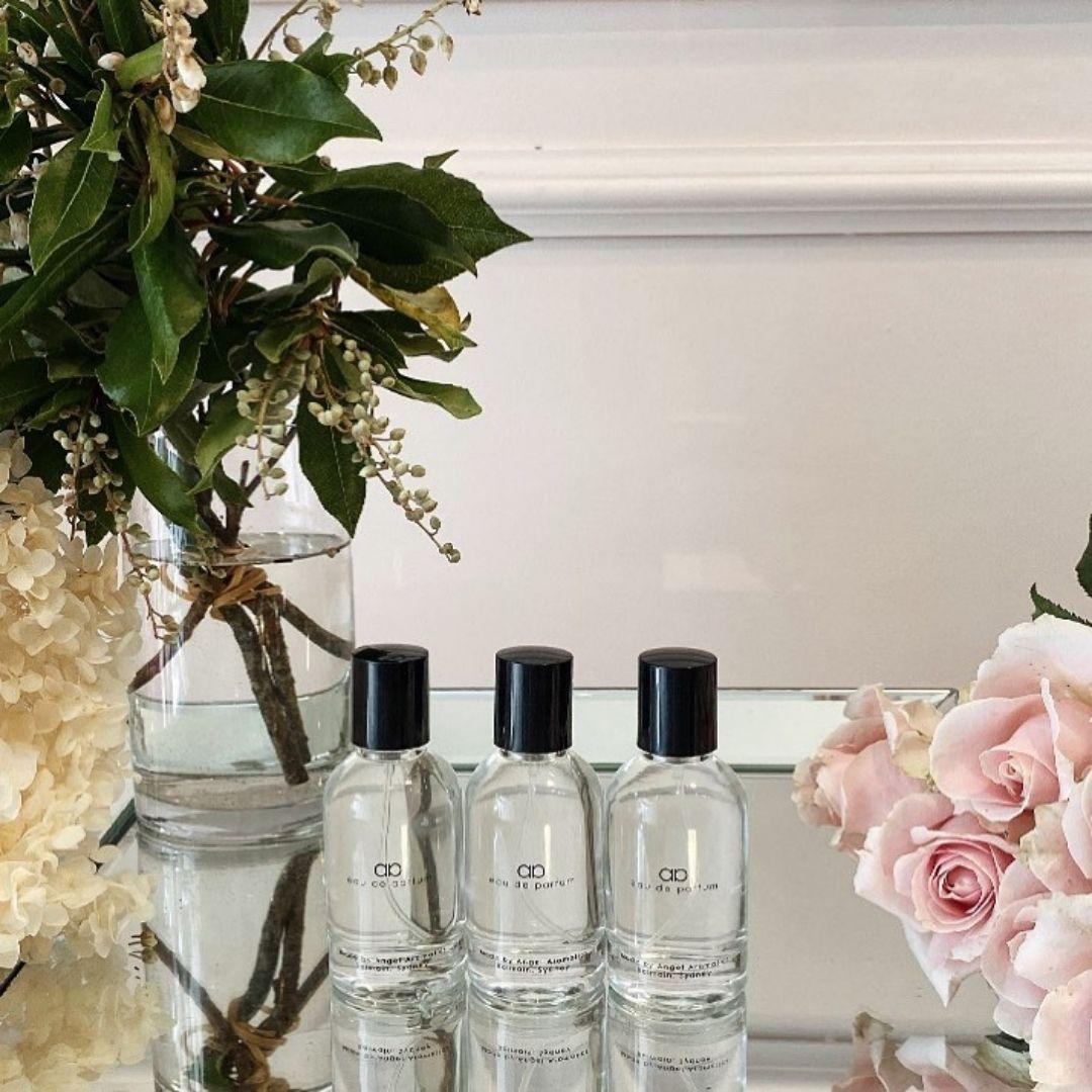 Angel Aromatics Natural Perfume