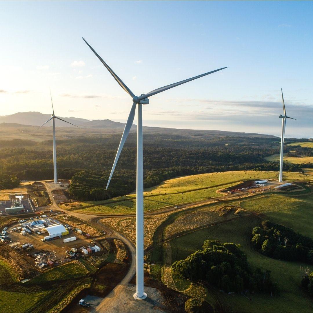 Australian Museum Spark Renewable Energy