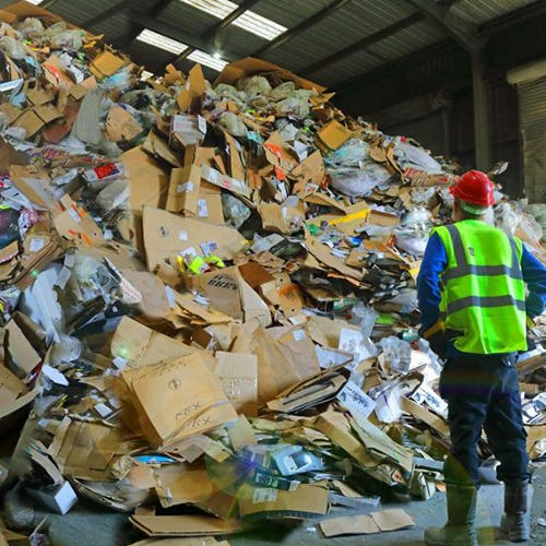 Australia's waste problem