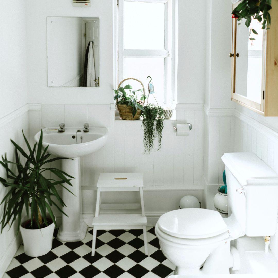 Bathroom Spring Clean