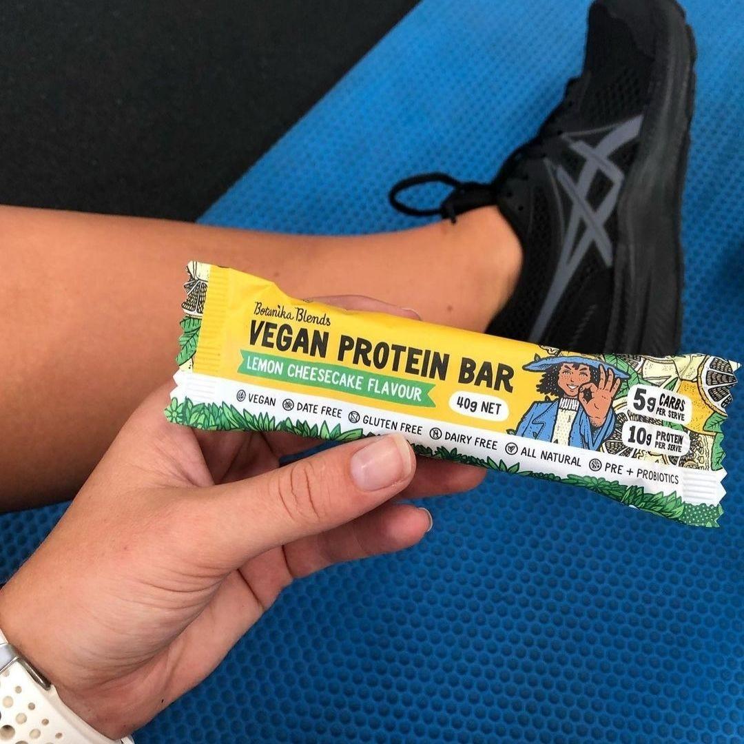Botanika Blends Protein Bar Lemon Cheesecake