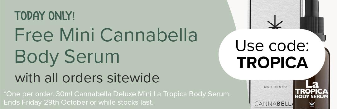 Free Cannabella Serum