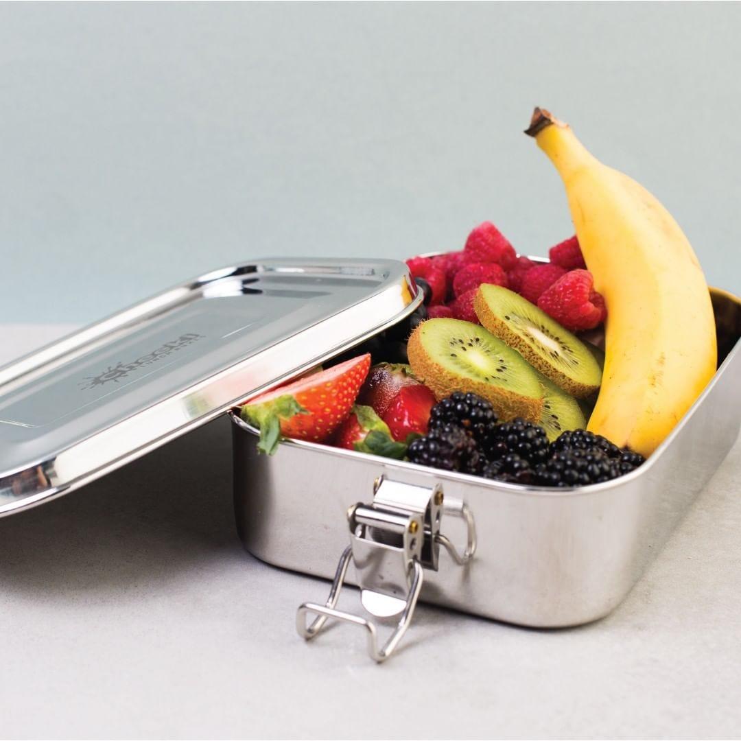 Cheeki Stainless Steel Lunch Box 500ml