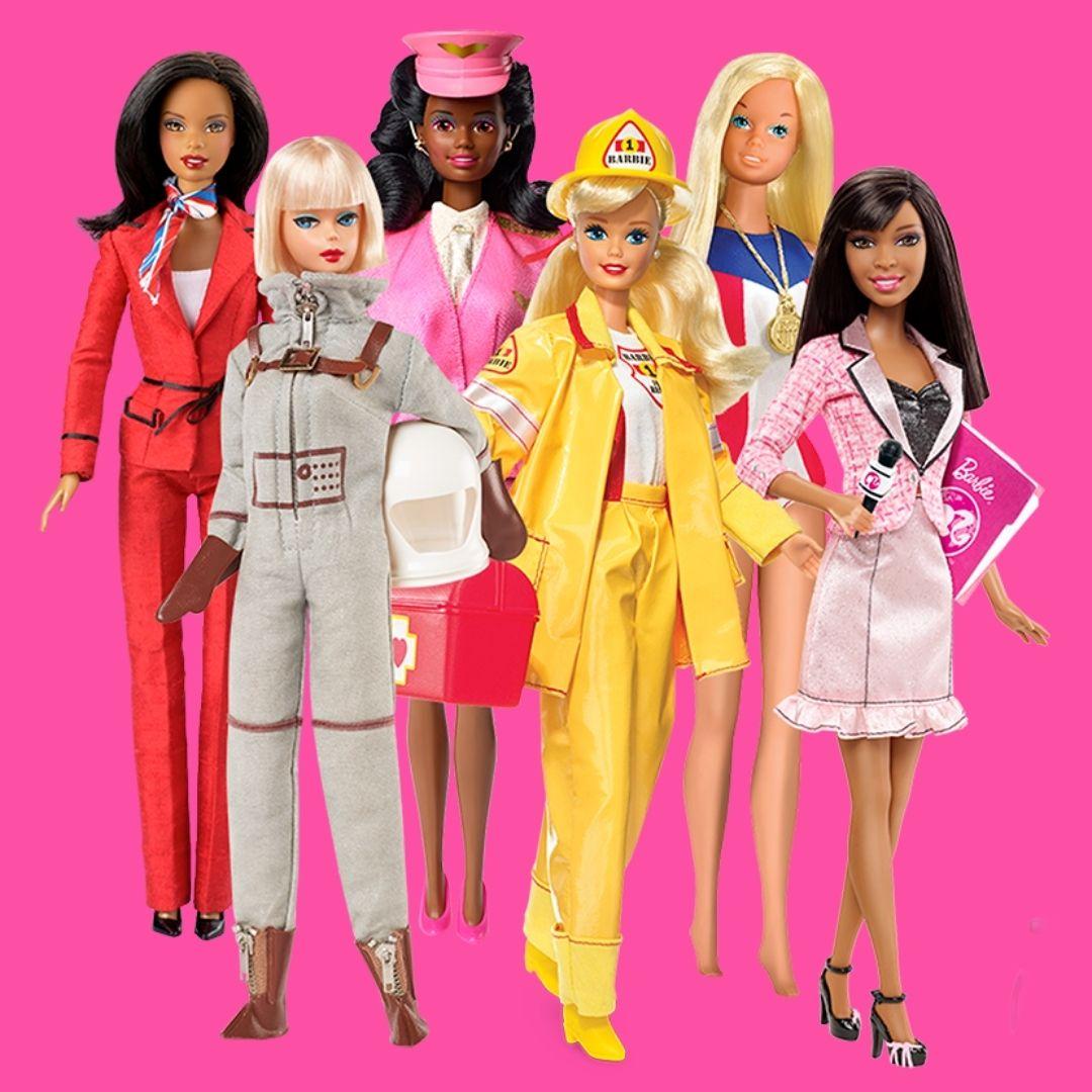 Classic Barbie Dolls