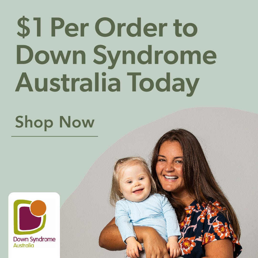 Down Syndrome Donation