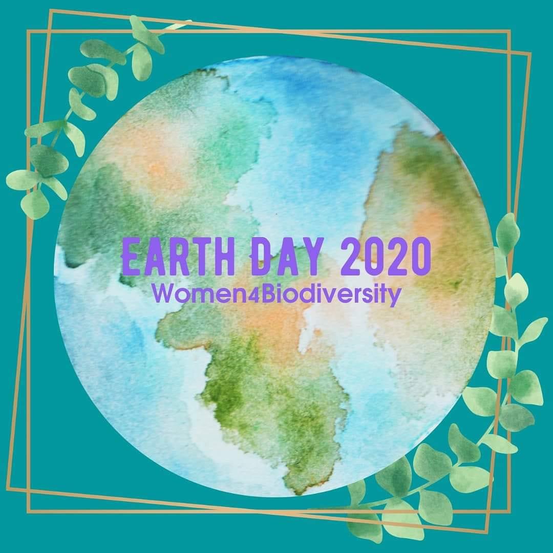 Earth Day 2020 Goes Digital