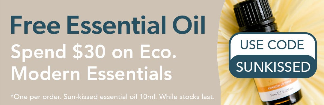 Free Sunkissed Essential Oil
