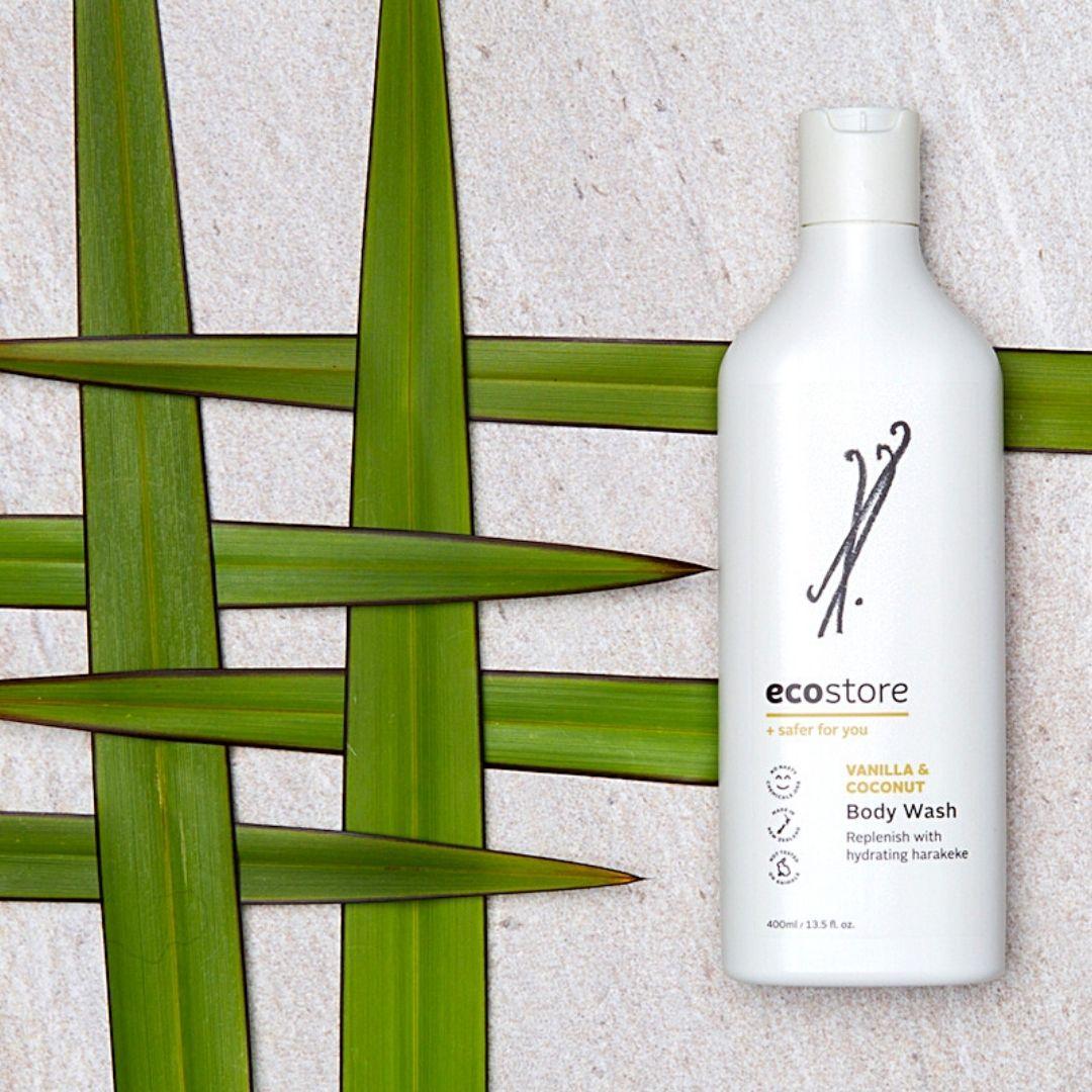 ecostore Body Wash Vanilla & Coconut