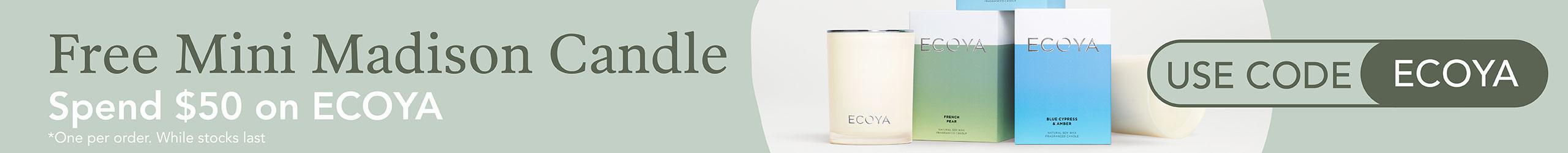 Free Gift Set from ECOYA