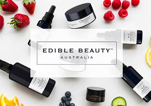 Edible Beauty Natural Skincare
