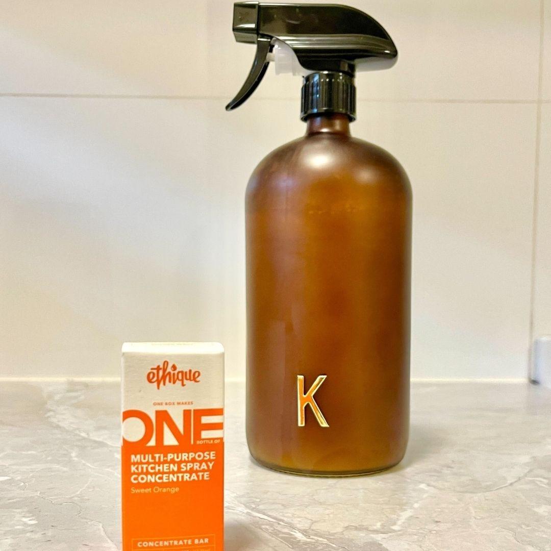 Ethique Multi-Purpose Kitchen Spray Concentrate