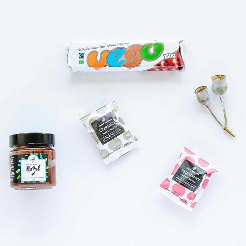 F&F Chocolate Treats Gift Box