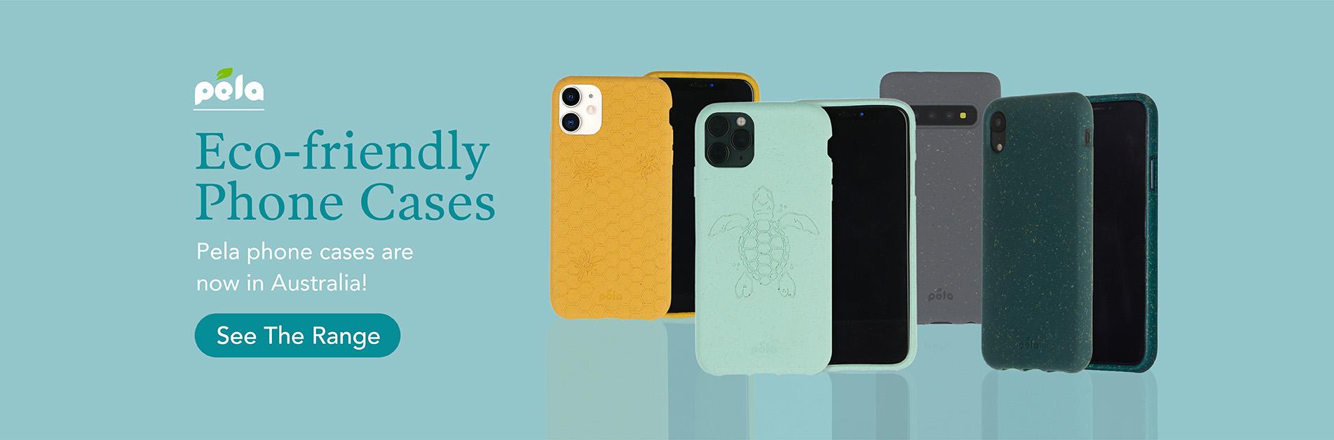 New Pela Phone Cases