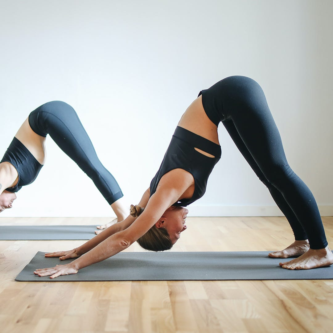 Fitness Goal 2021 - Yoga