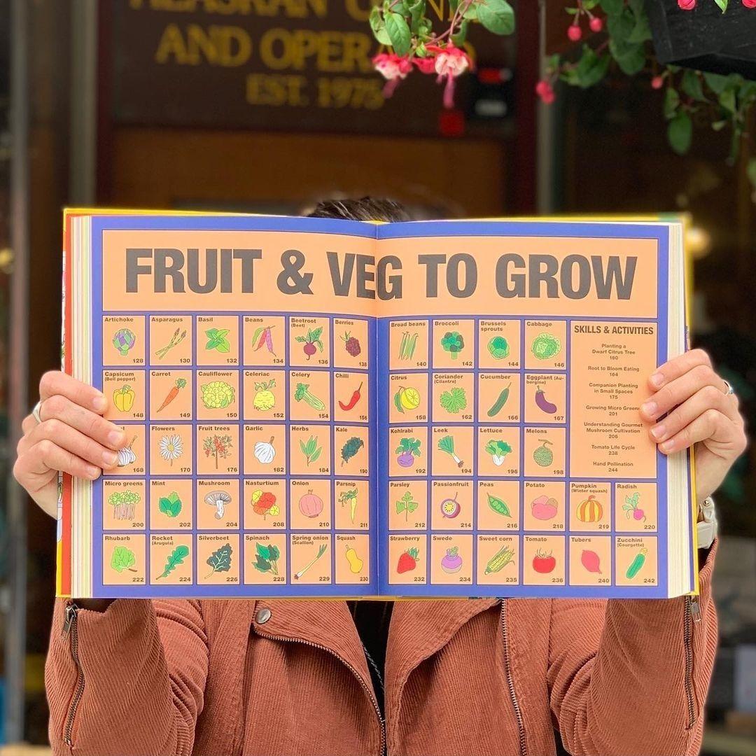 Grow Food Anywhere Book