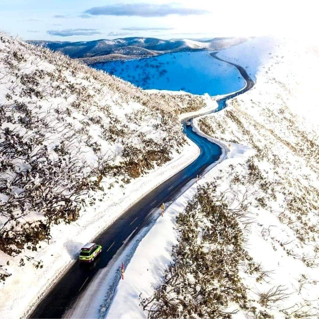 Great Alpine Road Victoria