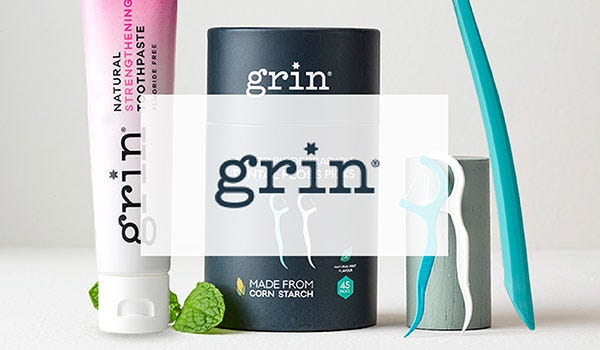 Grin Natural Dental Care | Flora & Fauna Australia