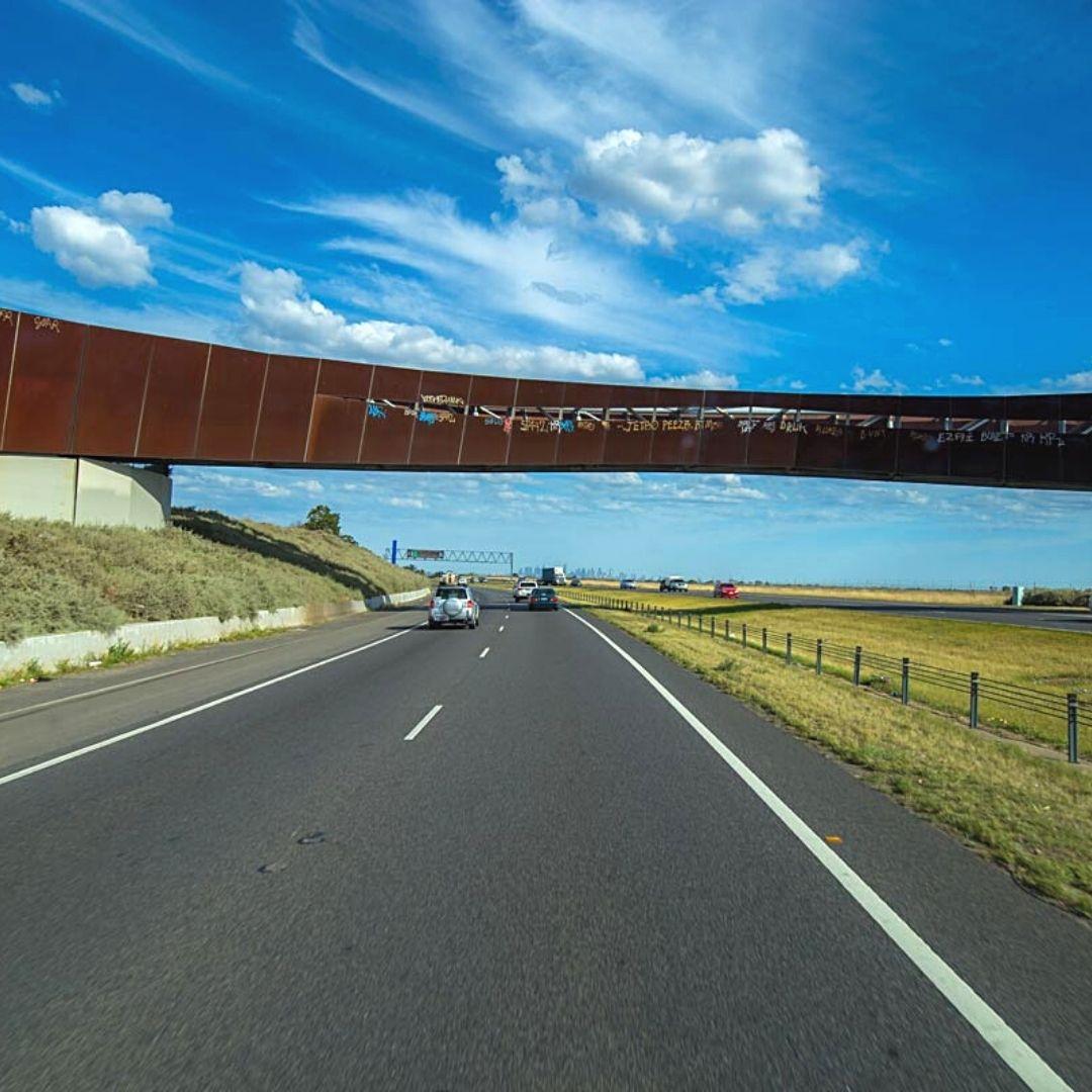 Hume Freeway Recycled Asphalt